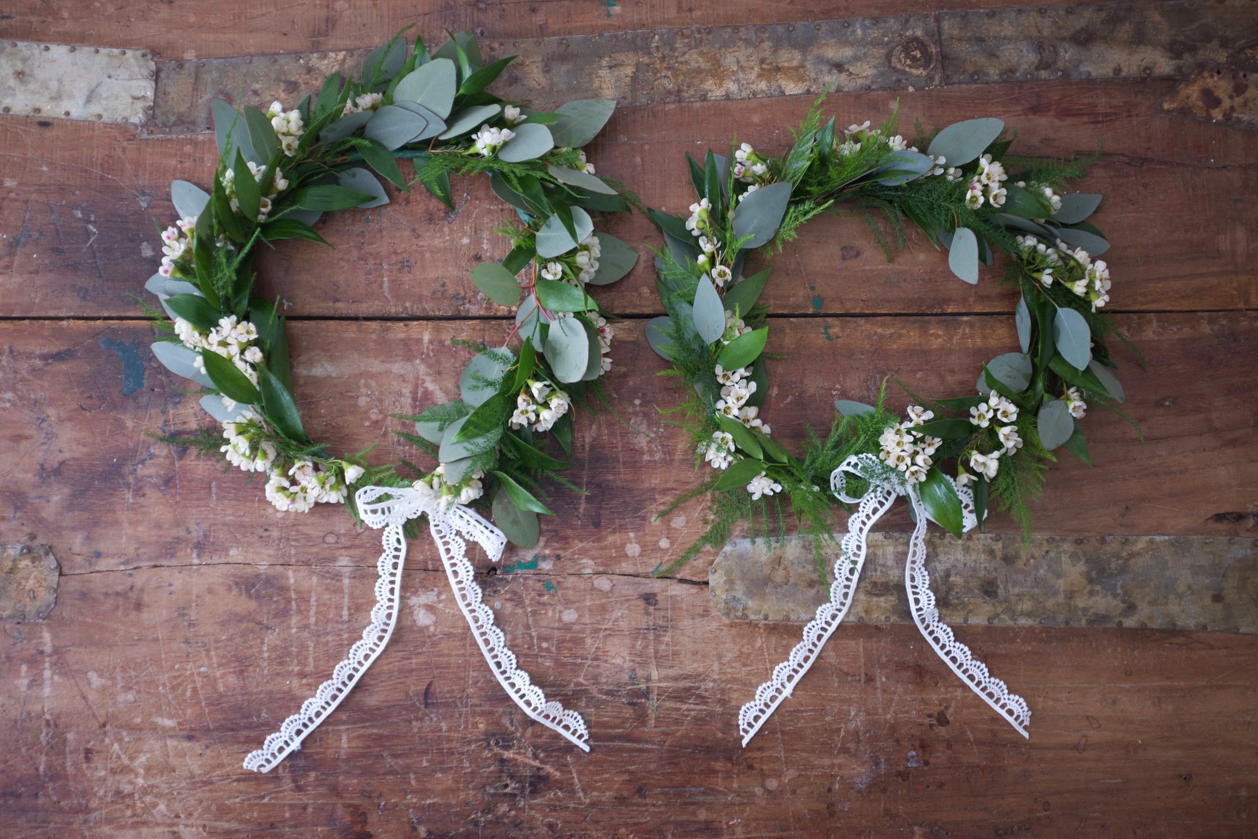 Head wreaths