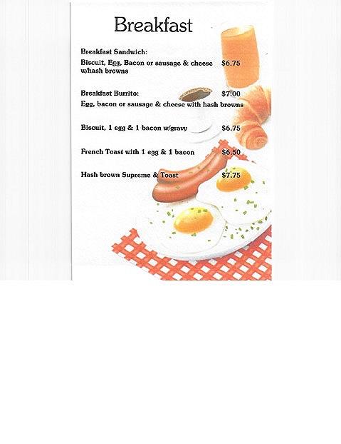 Breakfast Anytime! -