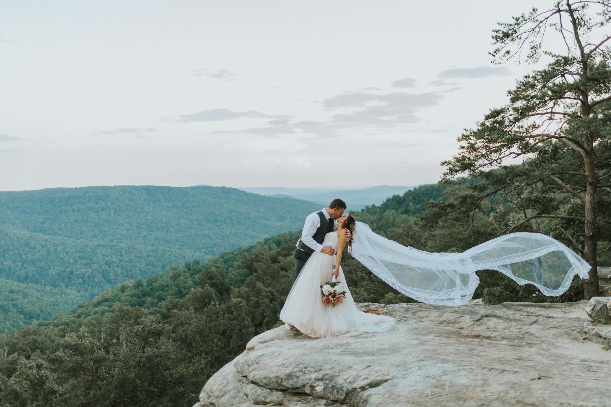 Monterey, TN Wedding