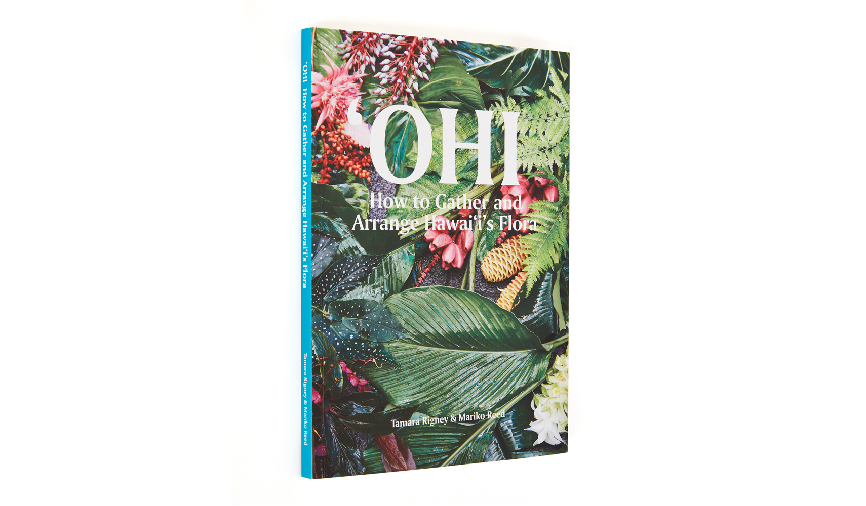 'OHI How to Gather and Arrange Hawaii's Flora