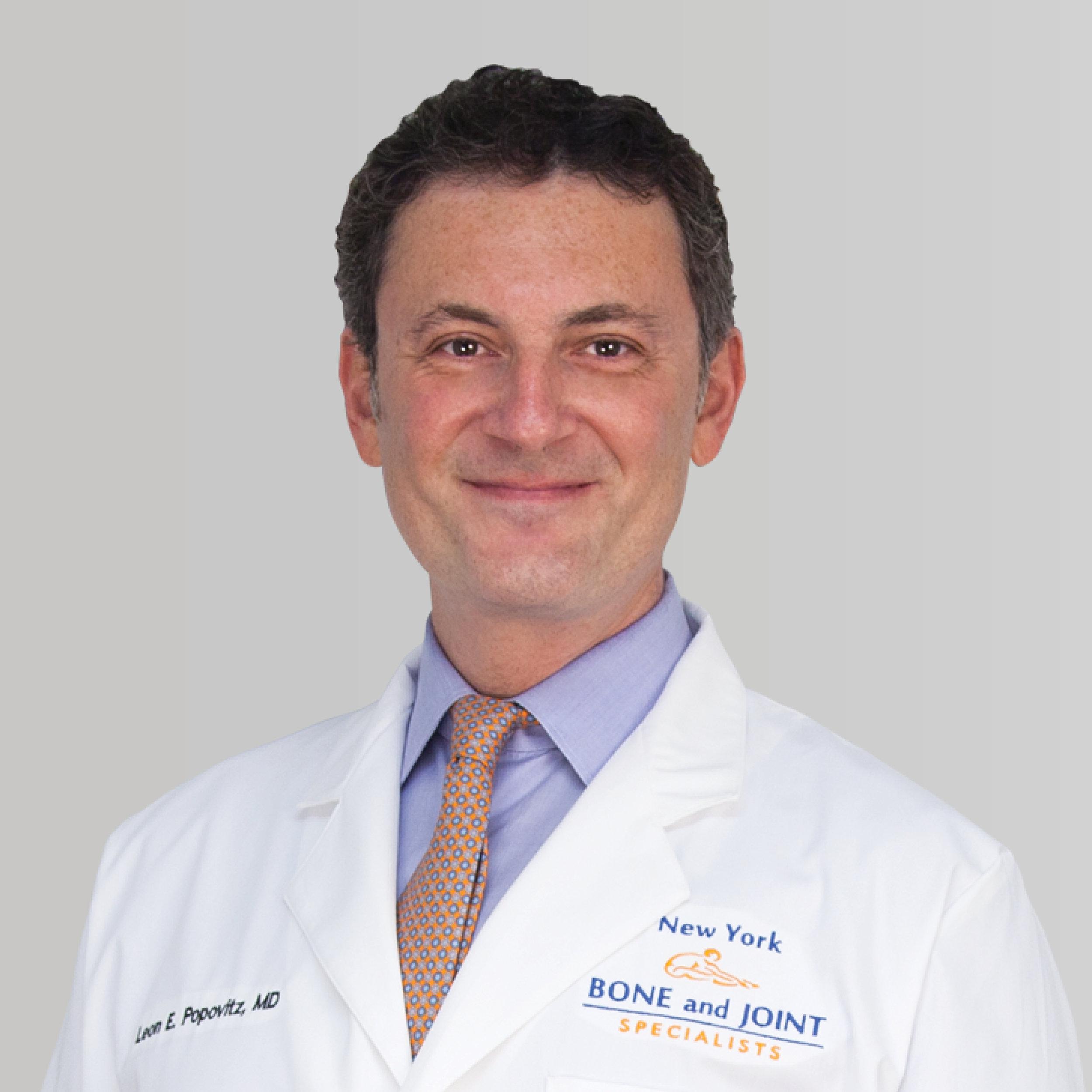 Leon E. Popovitz, MD