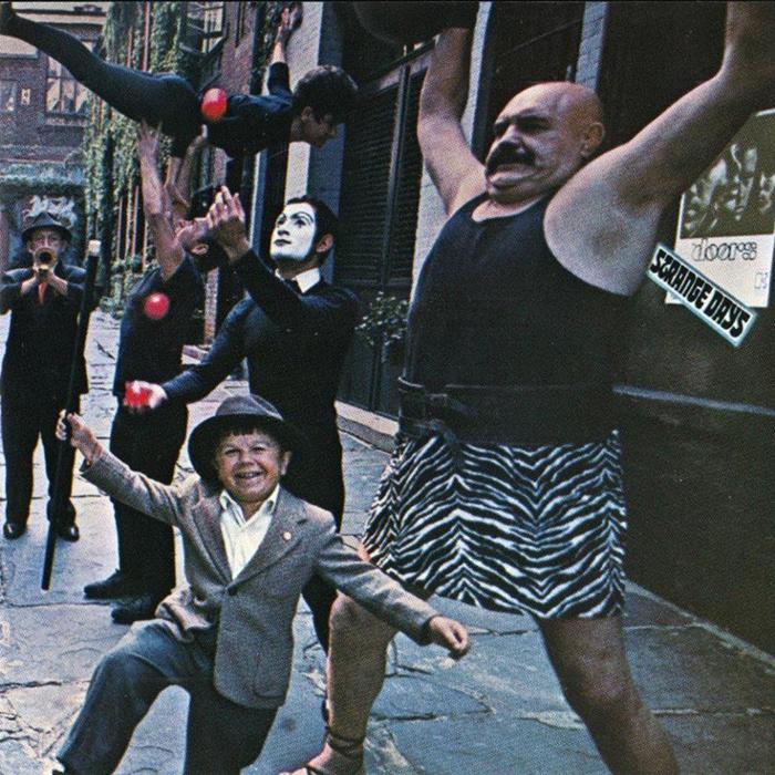 The Doors – Strange Days (LP)