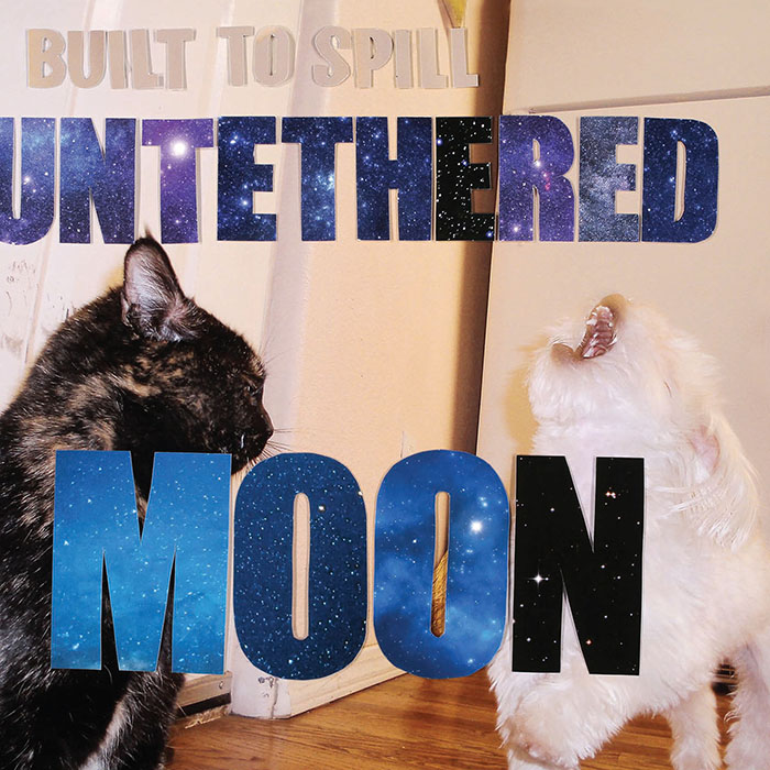Built To Spill – Untethered Moon (LP)