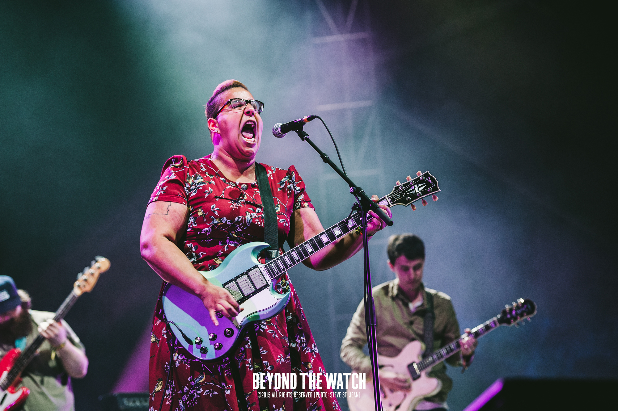 Alabama Shakes @ Field Trip