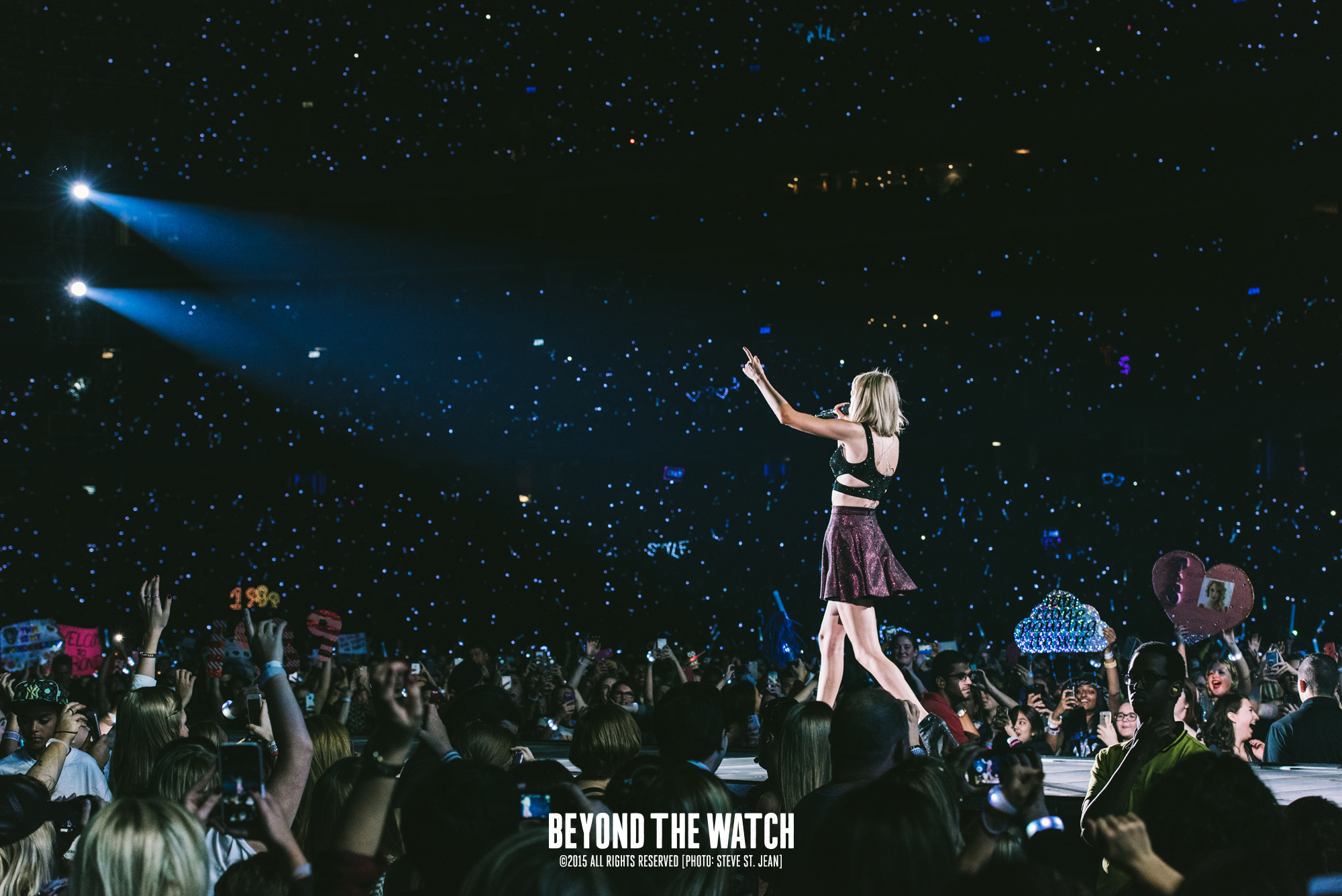 Review Taylor Swift S 1989 World Tour Beyond The Watch Music Photography Reviews Tips