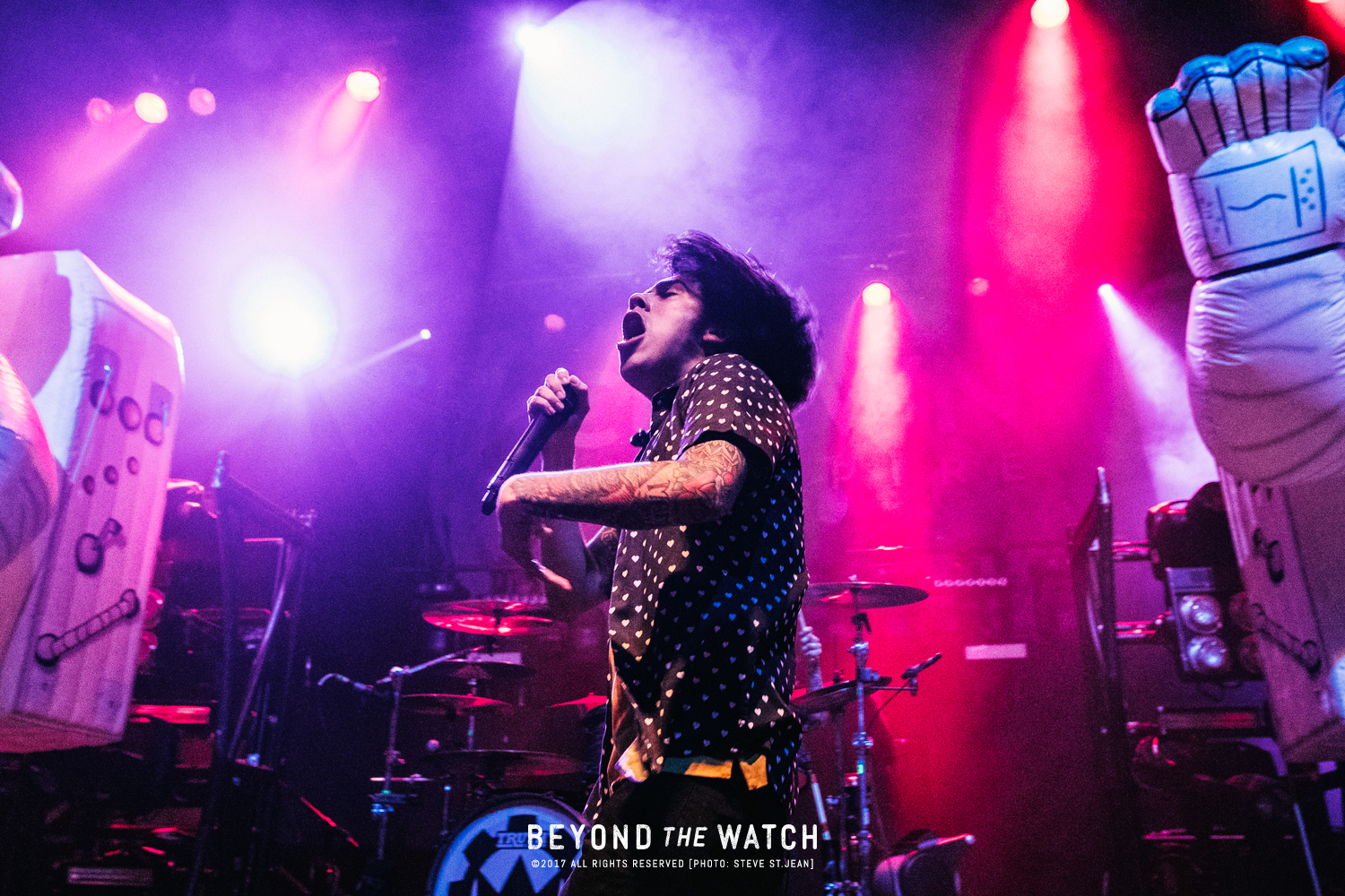 Crown The Empire at Danforth Music Hall