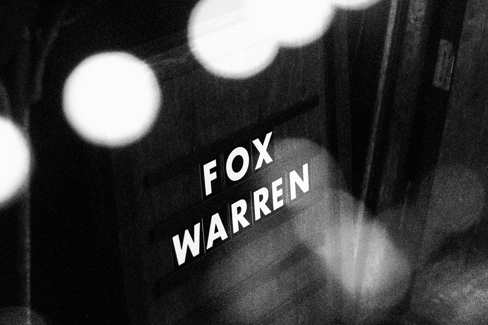 Foxwarren at Lee's Palace