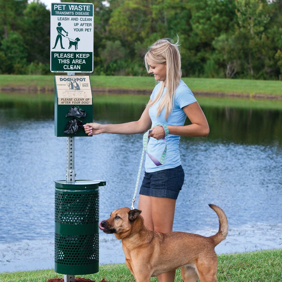 Apartment Pet Waste Solutions by National DoorStep Valet Trash Pick Up