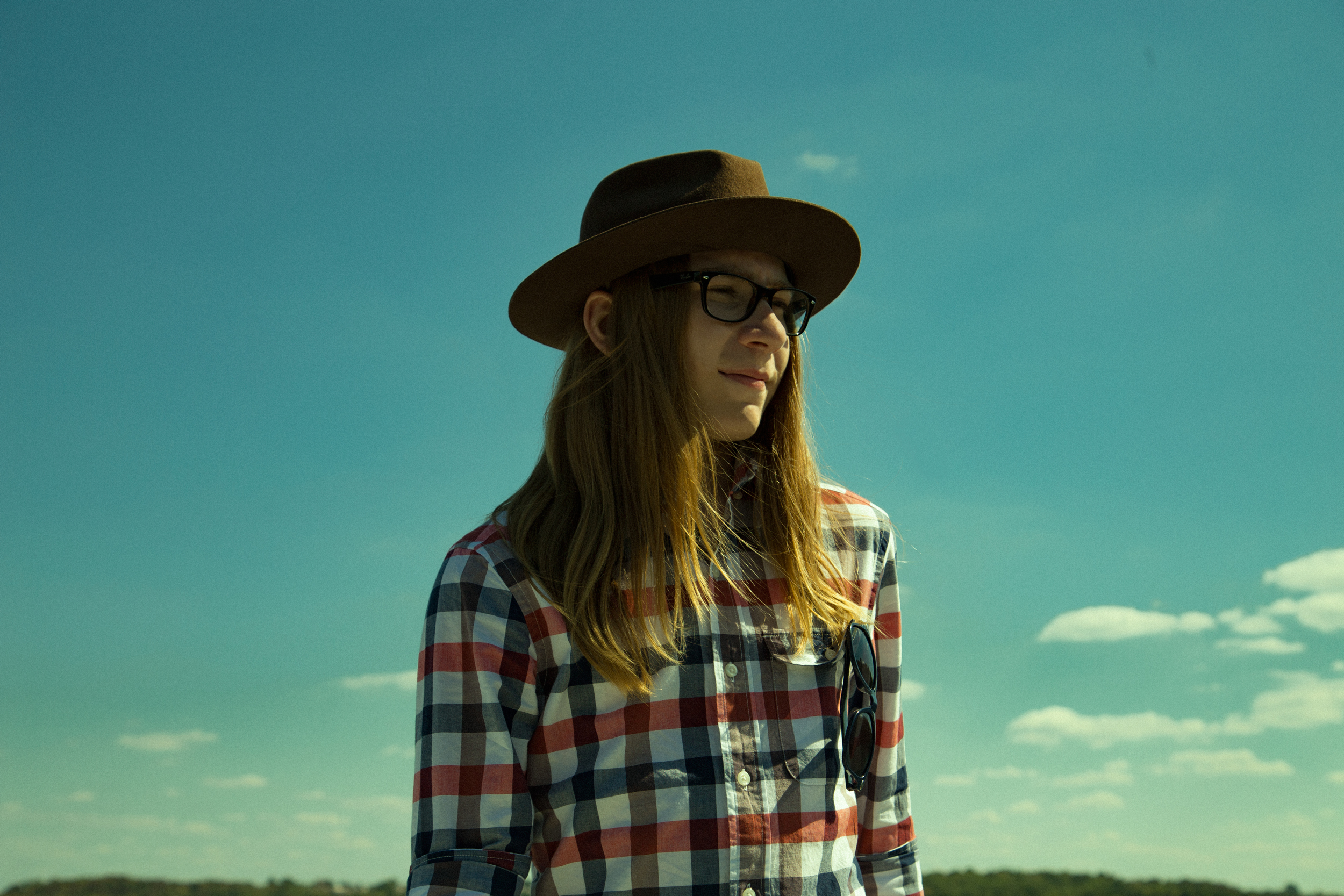 This Americana up-and-comer made waves in 2015-- Rolling Stone , American Songwriter and  The FADER raved about him, he played at Summerfest, Newport Folk Fest, and CMJ, and he flew to NYC to record new music, among other exciting things.
