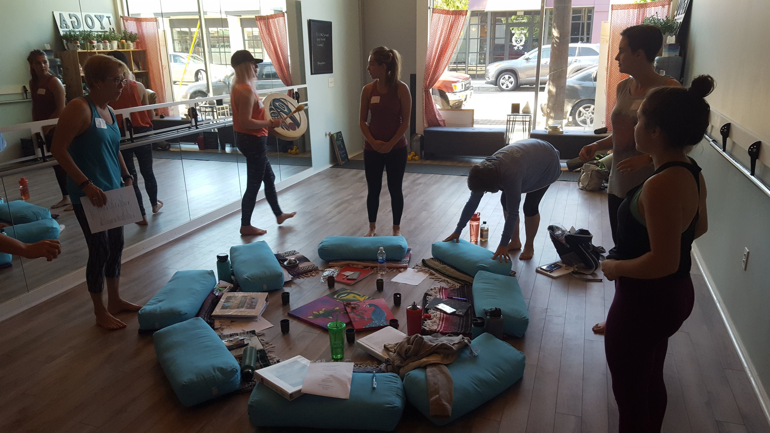200 hr Yoga Teacher Training and body work near Vancouver WA and Portland OR