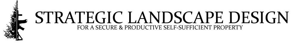 STRATEGIC LANDSCAPE DESIGN