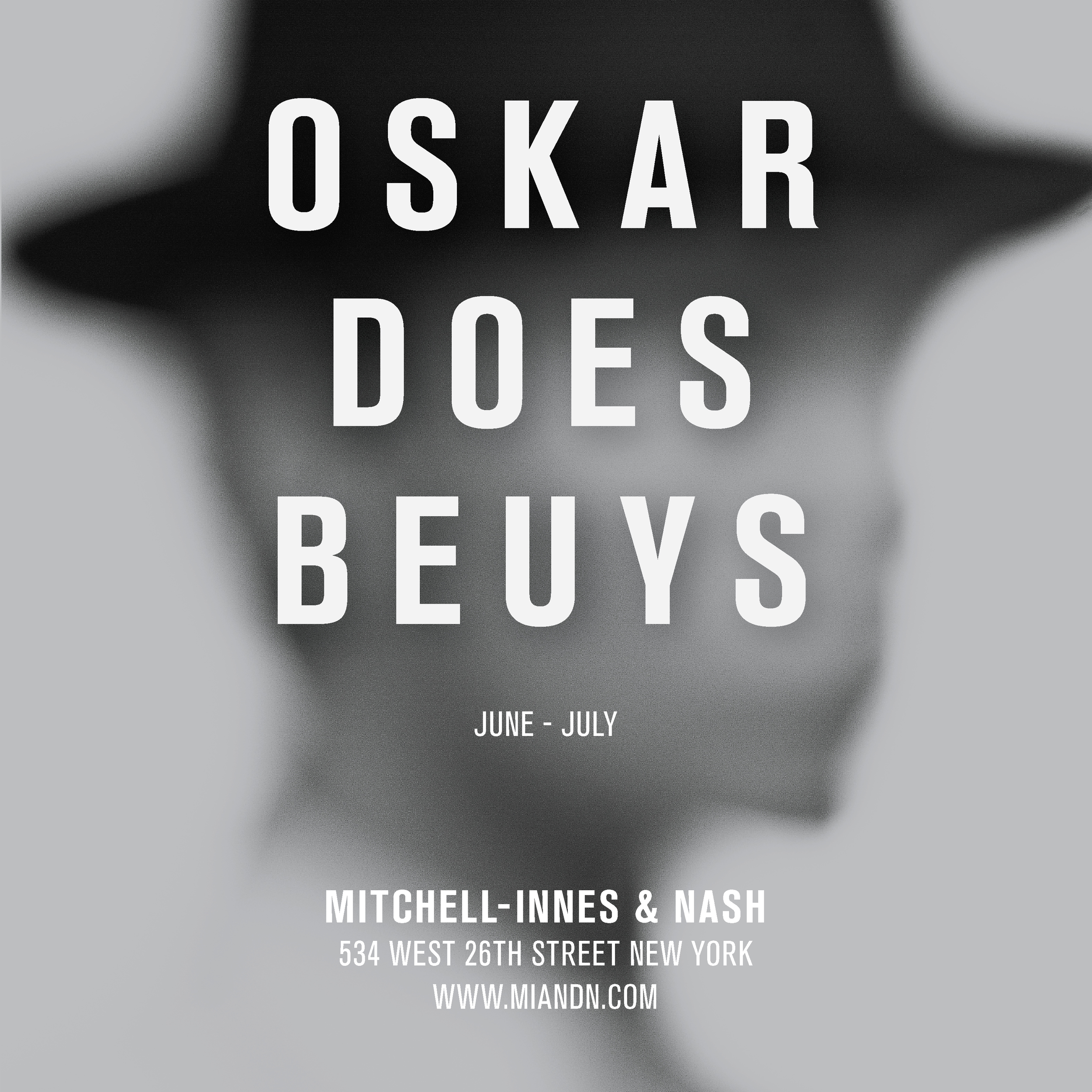 """Beuys / Mitchell-Innes & Nash"""
