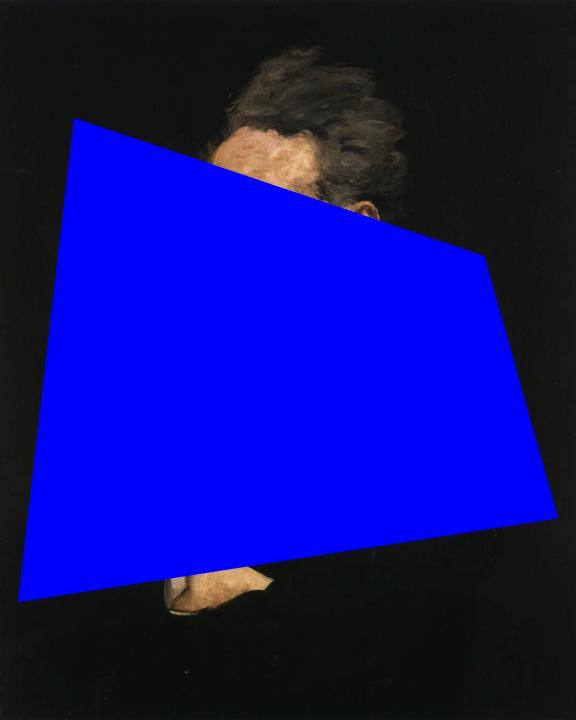 rubens / blue trapezoid
