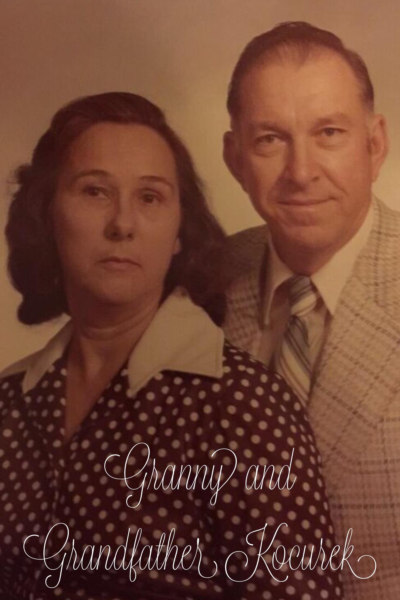 Johnny and Gladys Kocurek