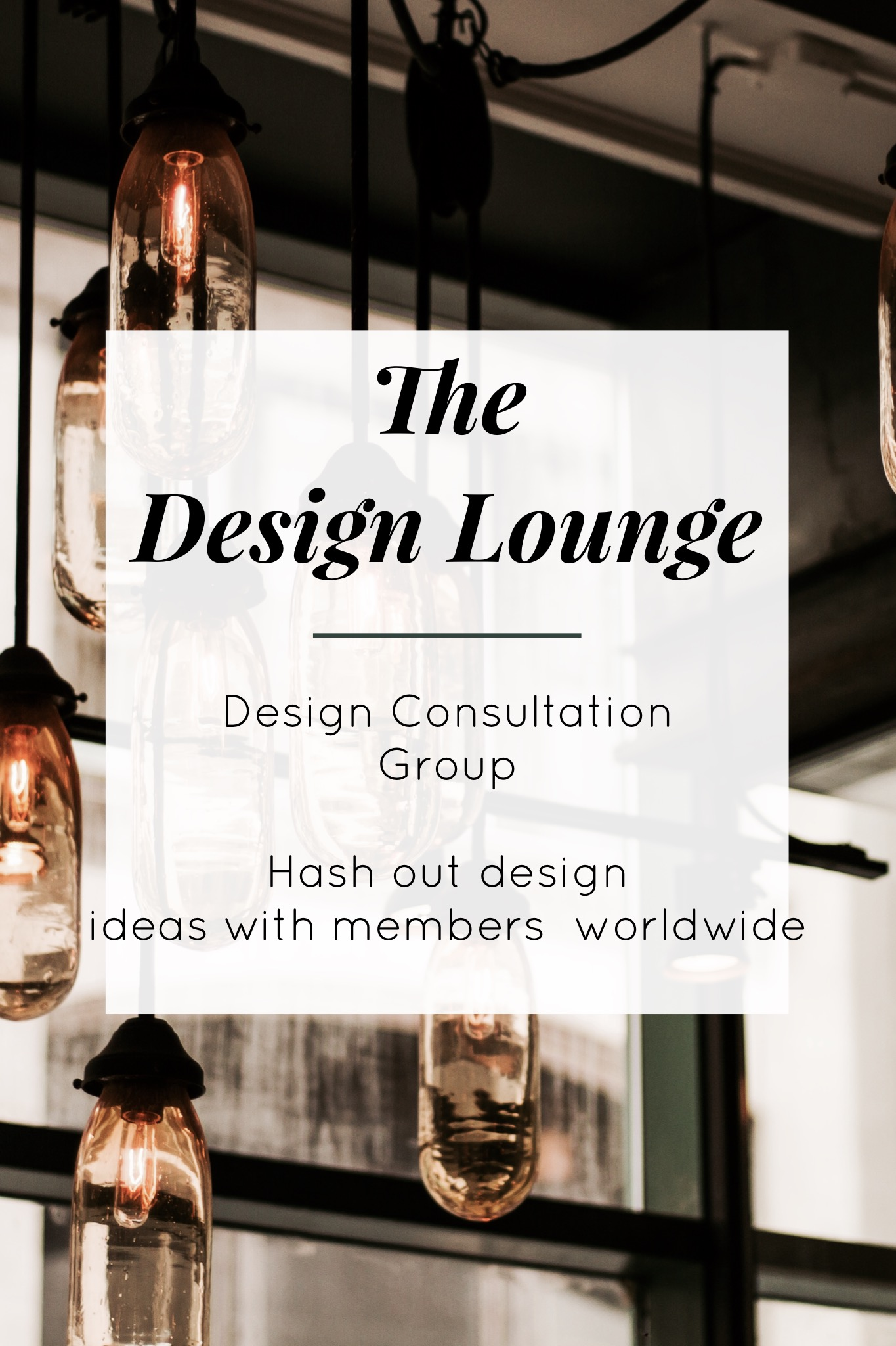 The Design Lounge- Design consultation Group