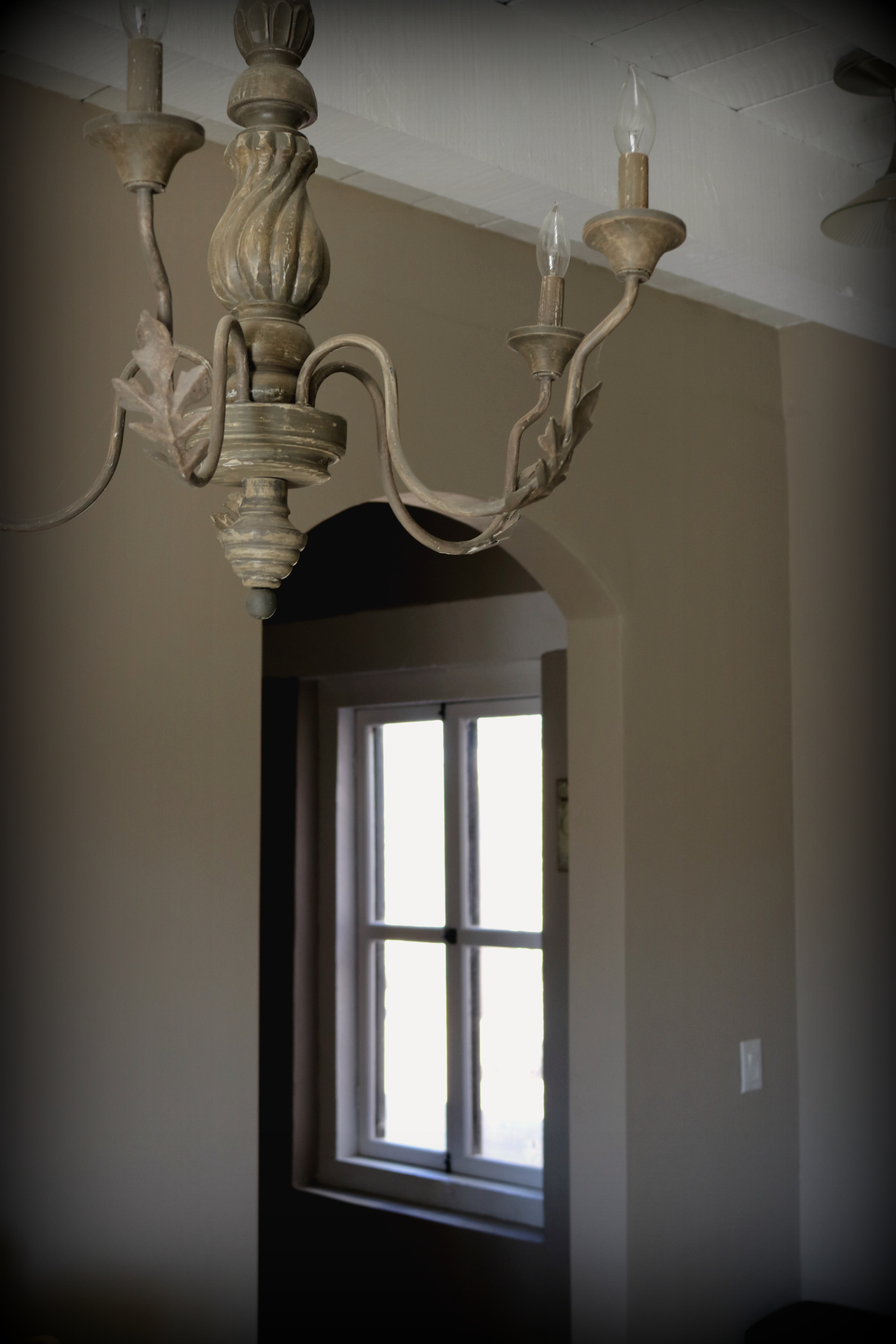 A New Mexico Farmhouse Entryway: renovation; shelbyathome.com