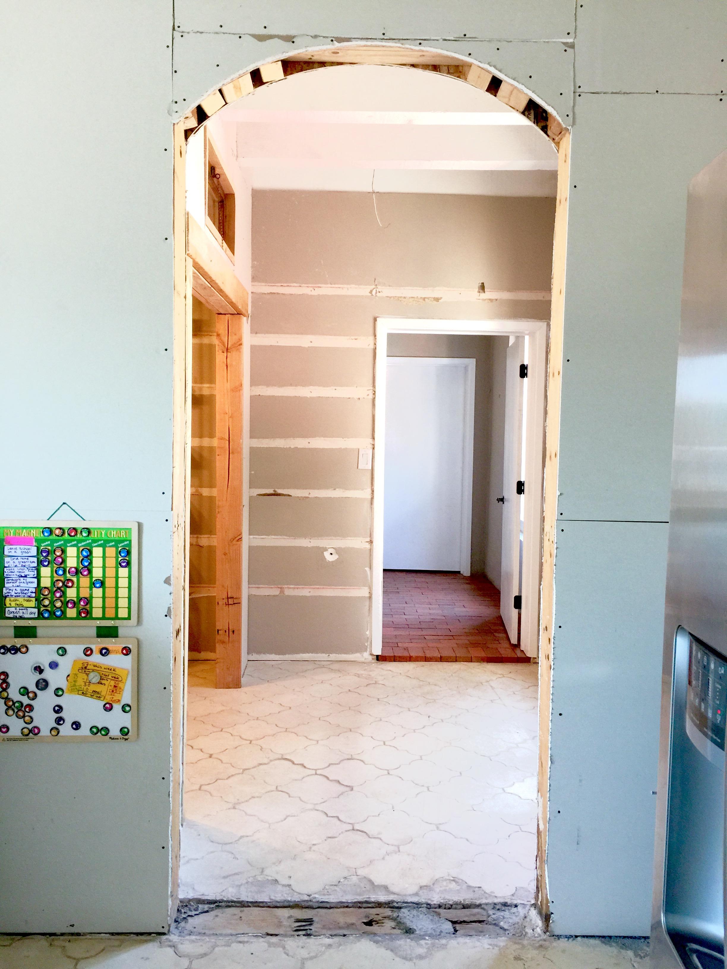 A New Mexico Farmhouse: Renovation- 5