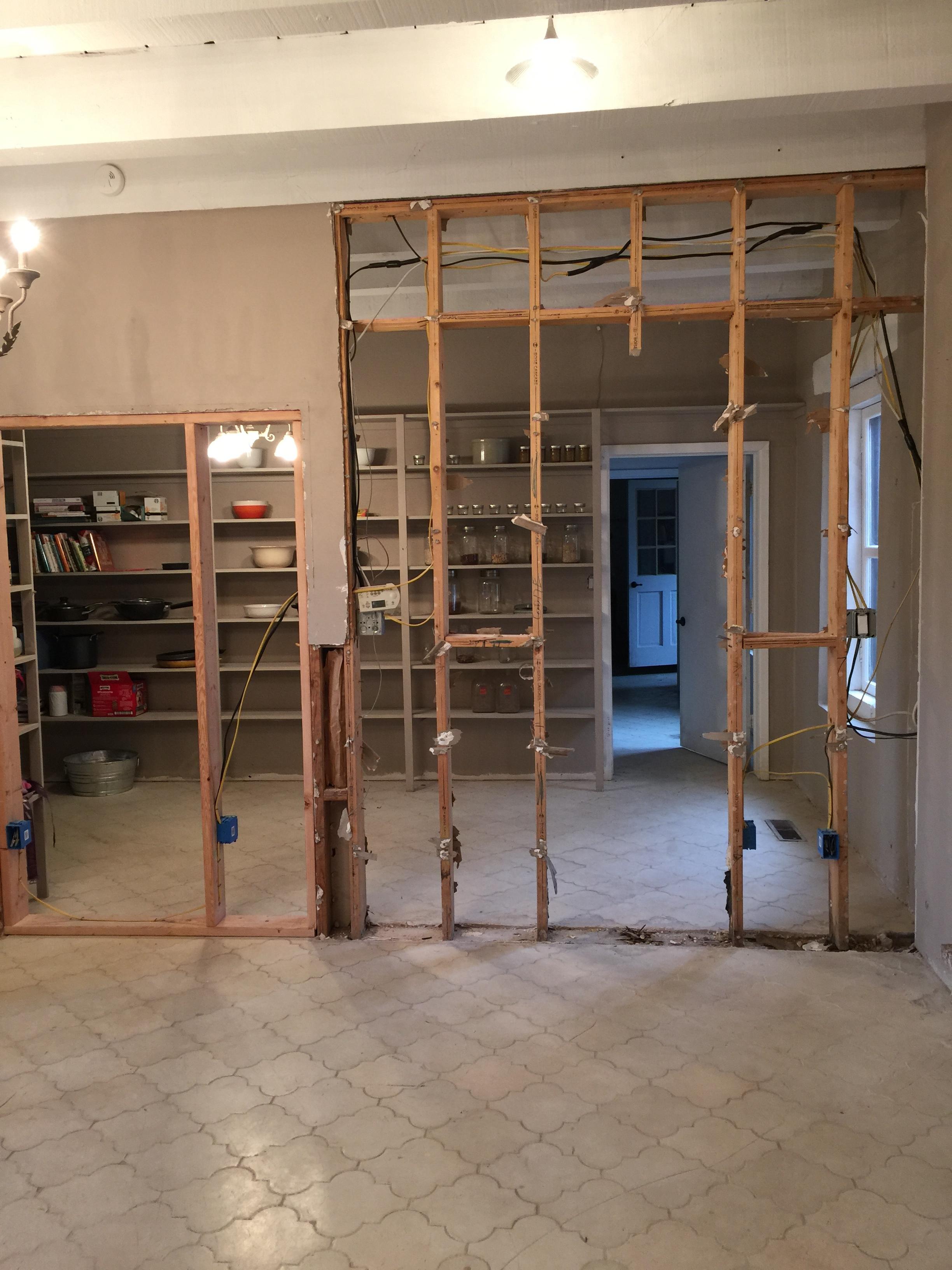 A New Mexico Farmhouse: Renovation- 2