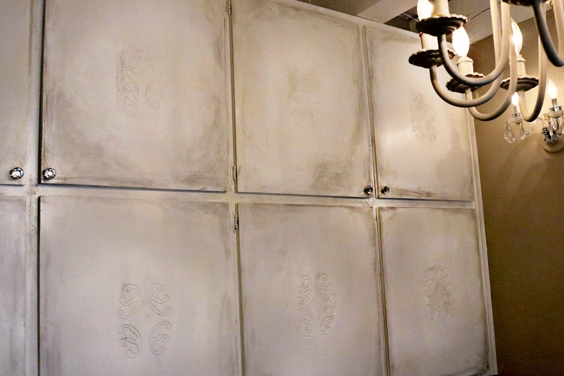 Back Cabinets