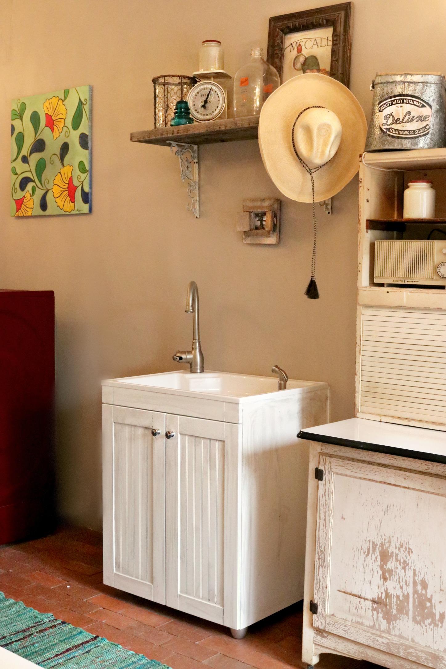 New Utility Sink