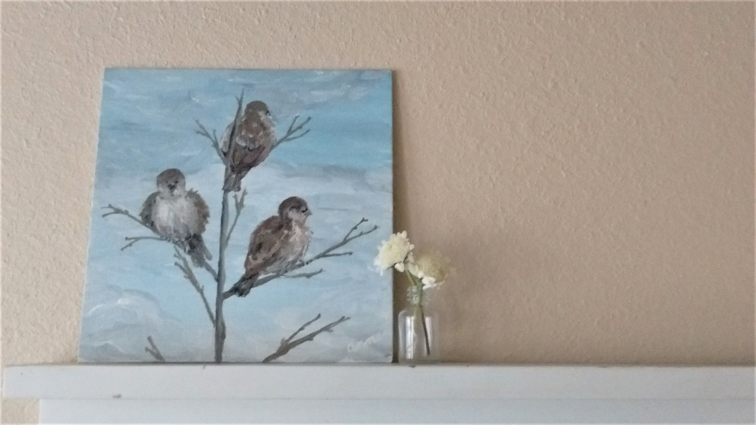 Birds and Berry Studio, Interview with Anne Hockneberry at Shelbyathome.com