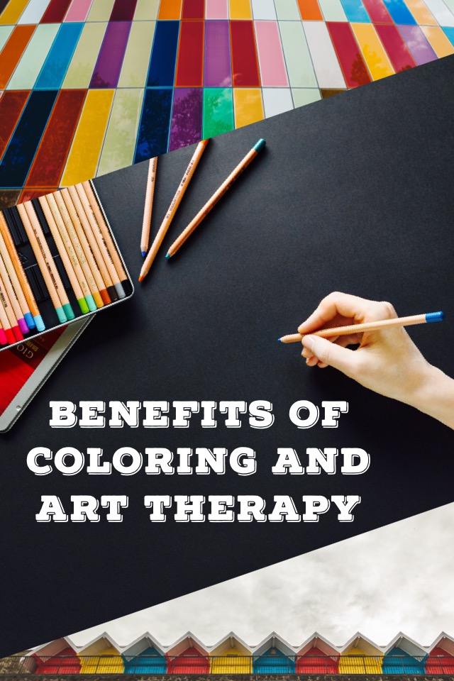 Benefits of Coloring and Art Therapy, Therapy for Mental Health
