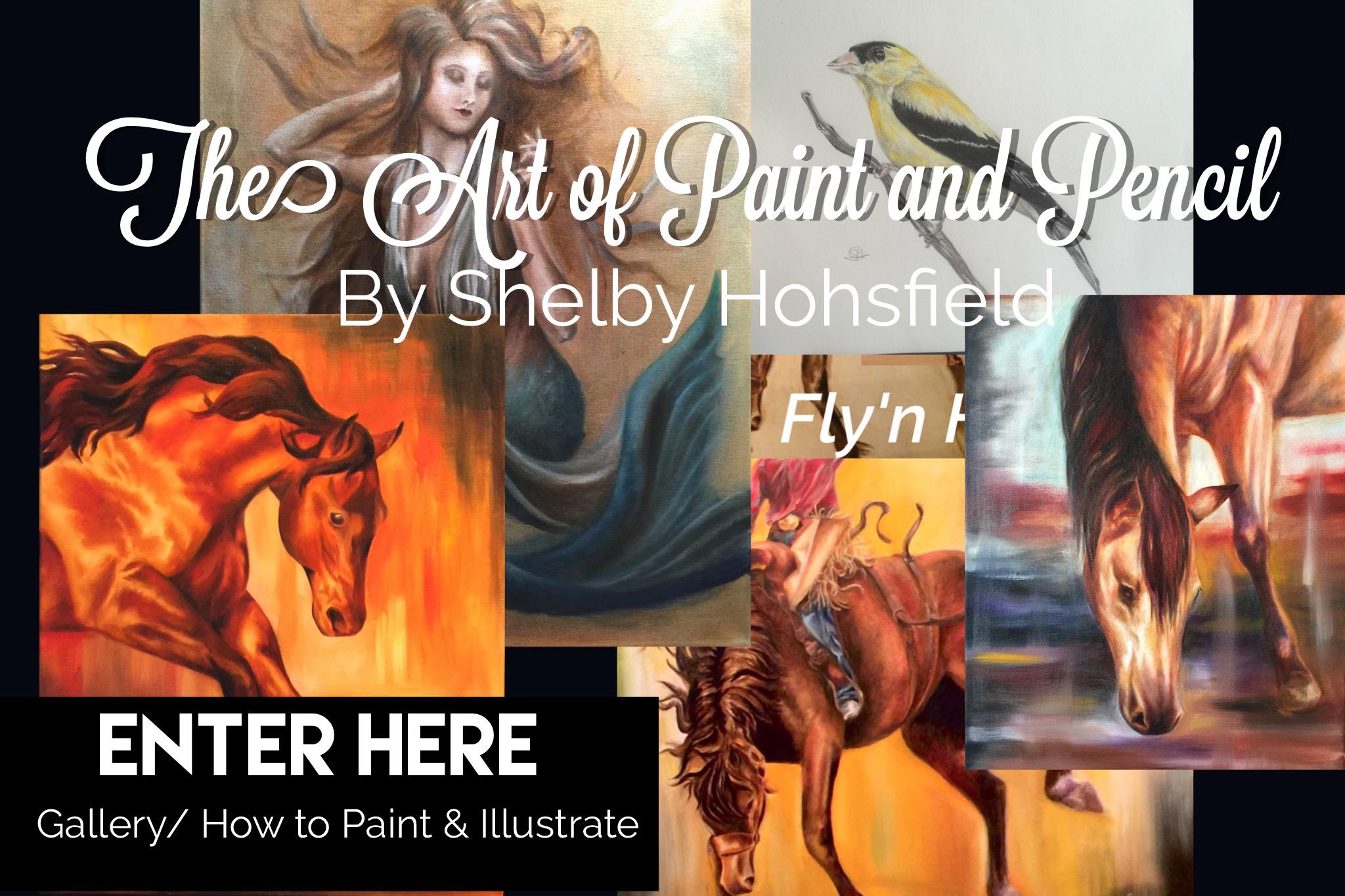 Custom Art by Shelby Hohsfield
