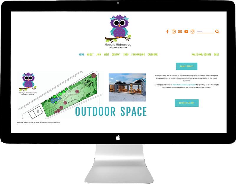 HueysHideawayChildrensMusuem-Non-Profit-Website-Design.png