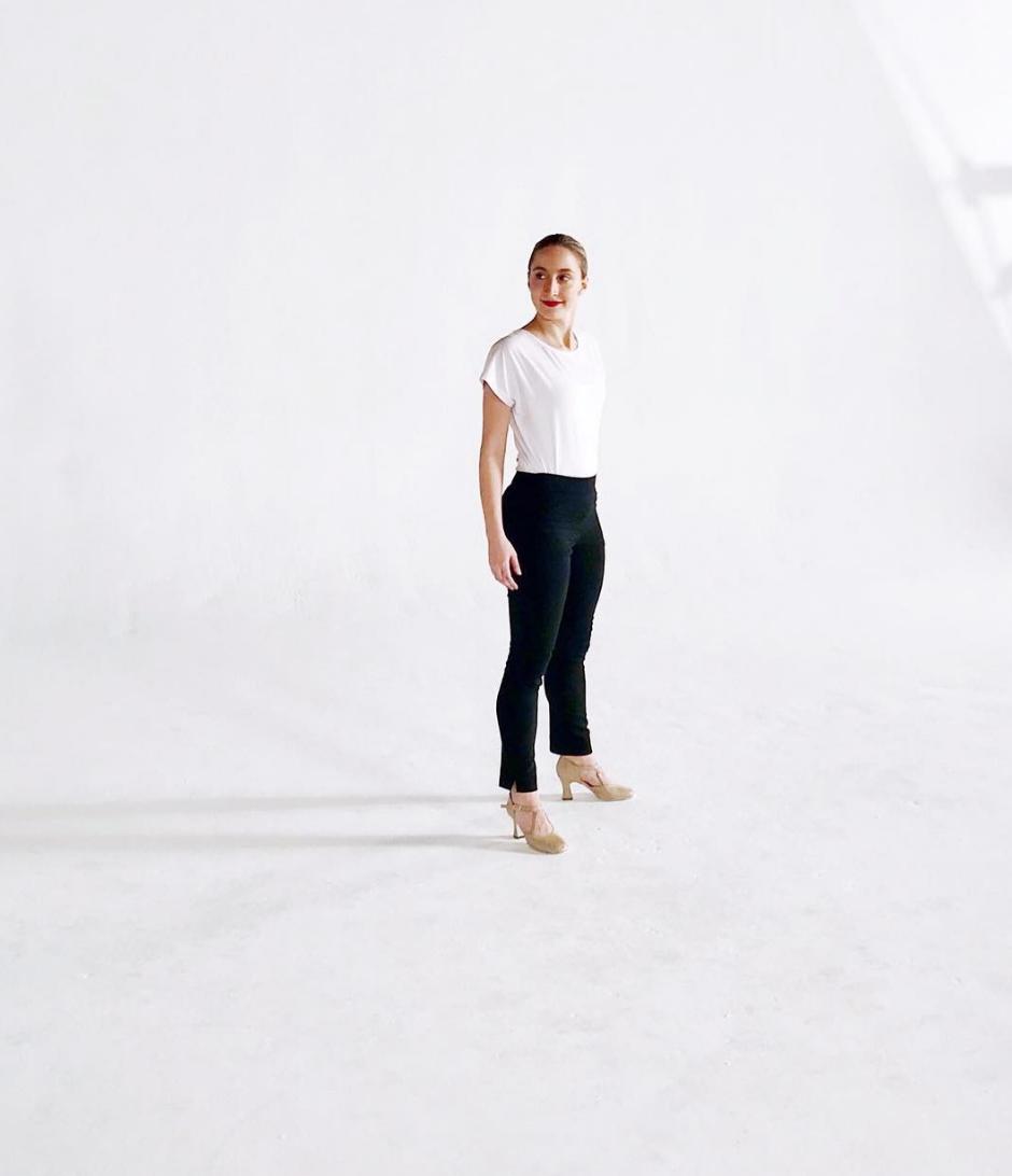 isaac mizrahi pants commercial dance