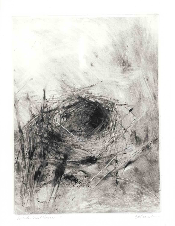 Winter Nest Series #7