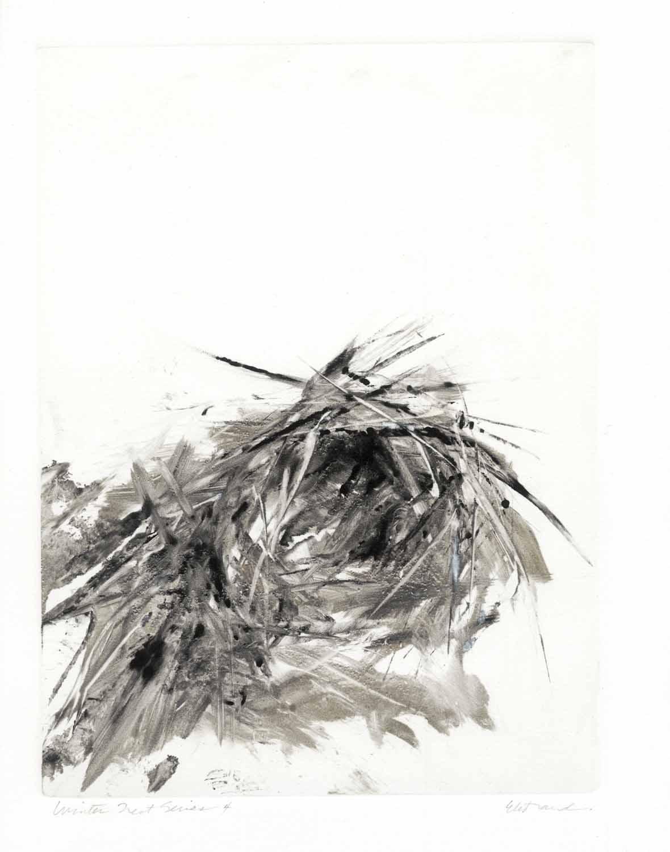 Winter Nest Series #4