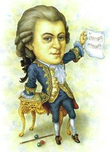 Image credit to  MozartPortraits.com
