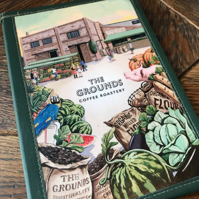 The Grounds menu cover