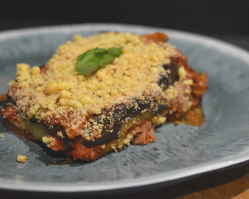 Finished eggplant parmigiana ready to eat.png