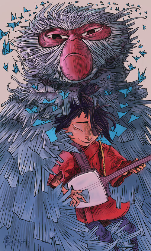 Kubo and Monkey