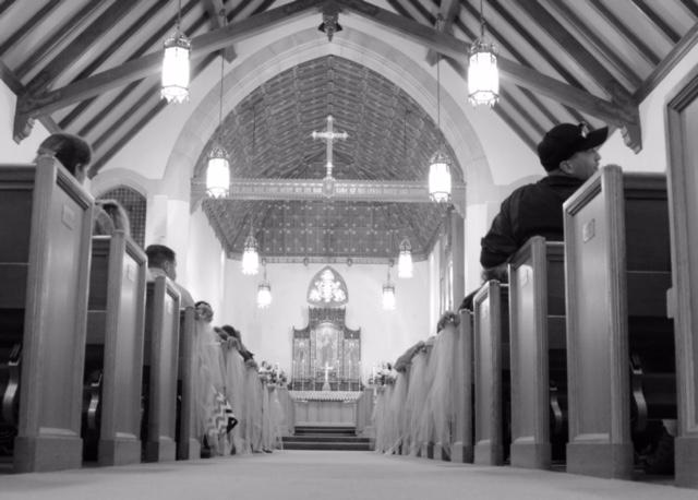 nave for wedding 2016 B & W.JPG