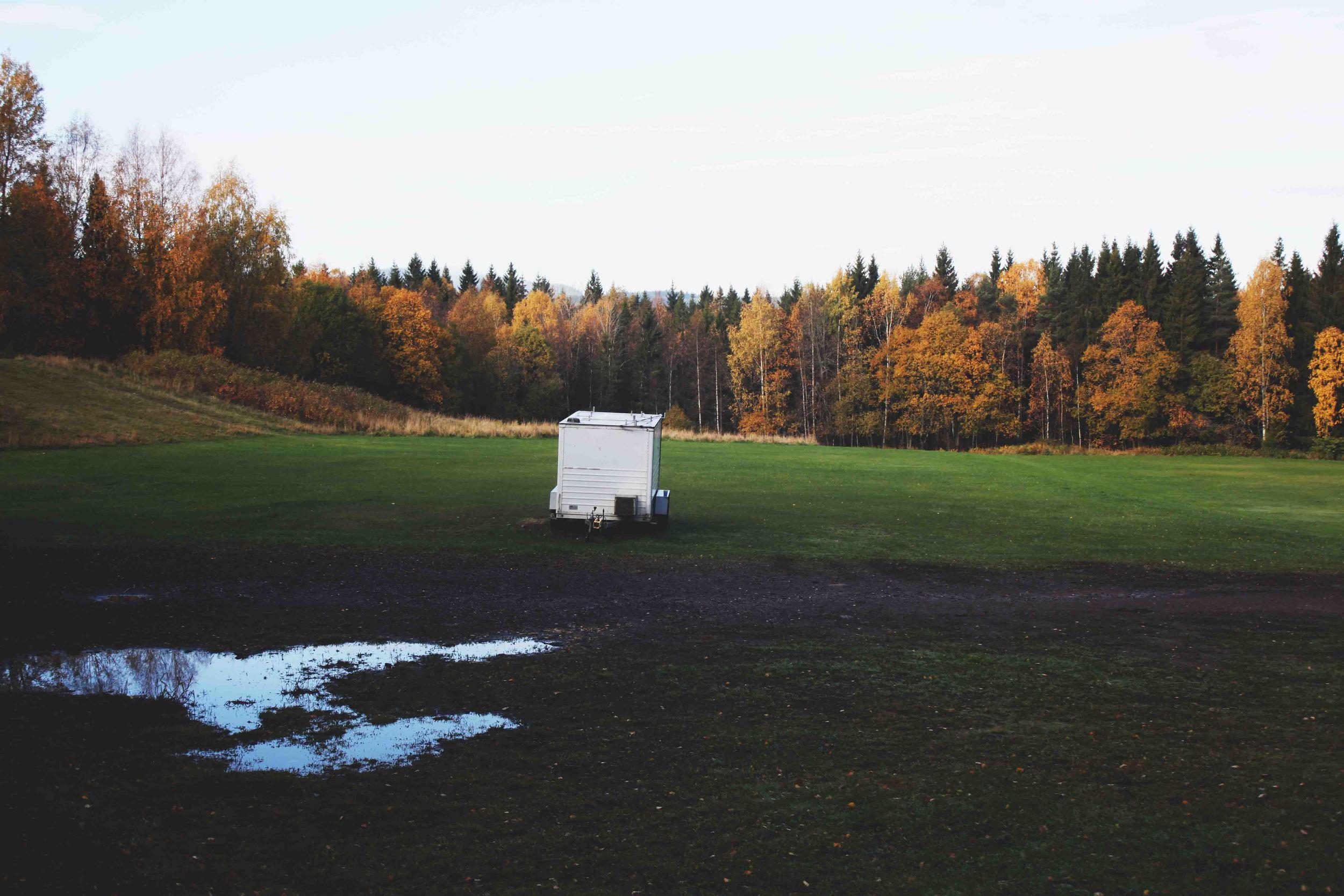Autumn Caravan