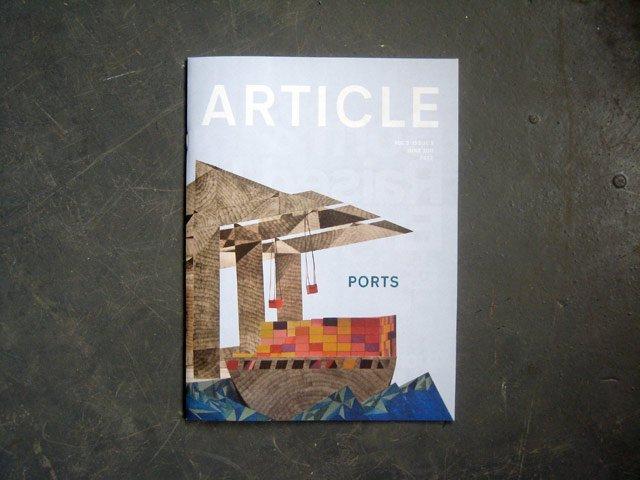 Article Magazine: Ports Issue