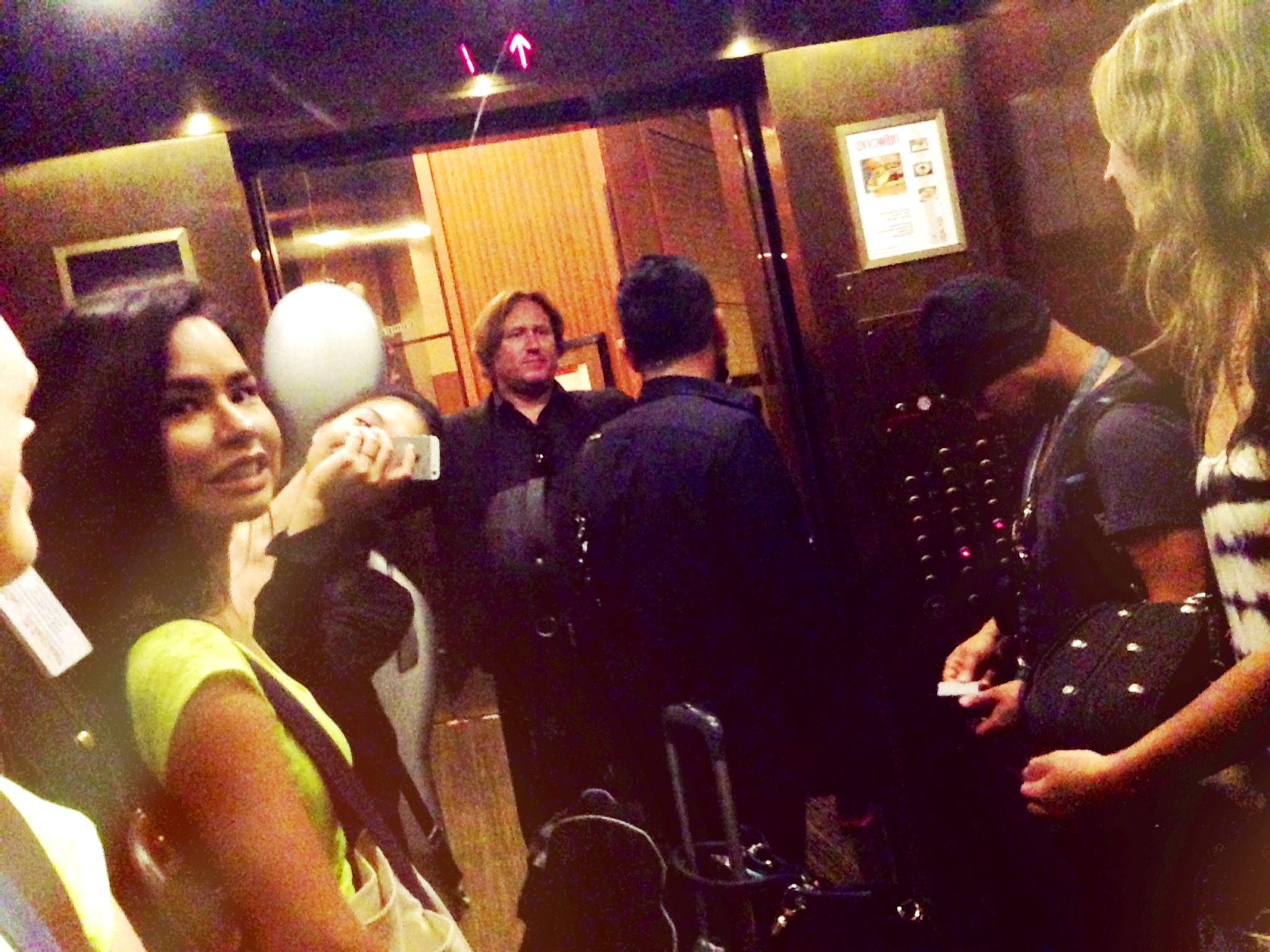 String section behind the scenes for Marco Antonio Solis  September 2014