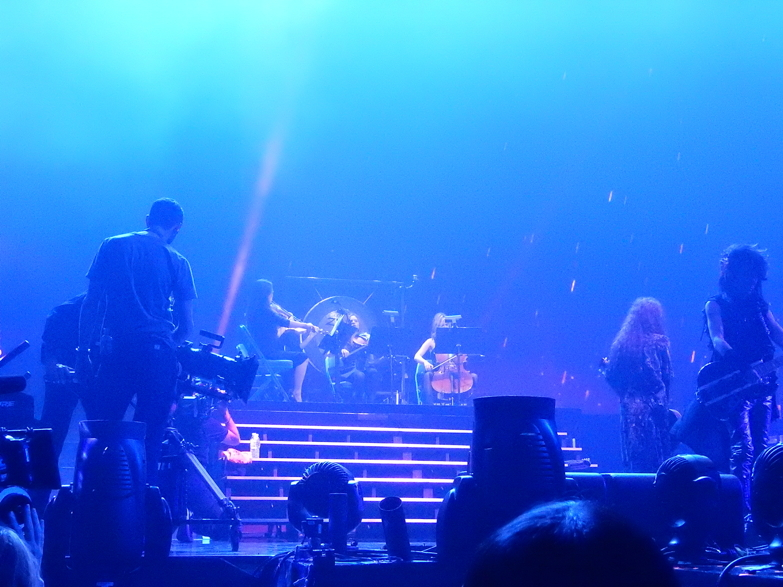 X Japan at Madison Square Garden  October 2014  · New York City