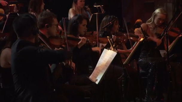 Filming for Andrea Bocelli PBS Special at Dolby Theatre  September 2015  · Los Angeles, CA
