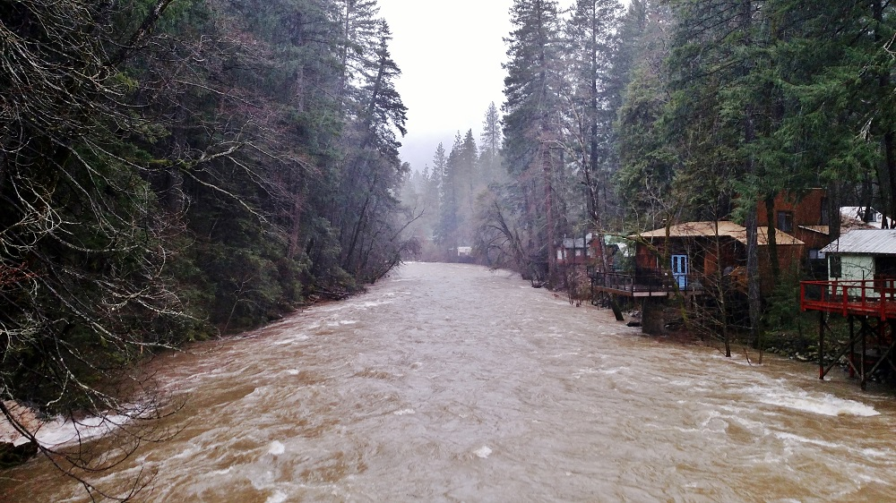 Upper Sac Sweetbrier 16,000 cfs