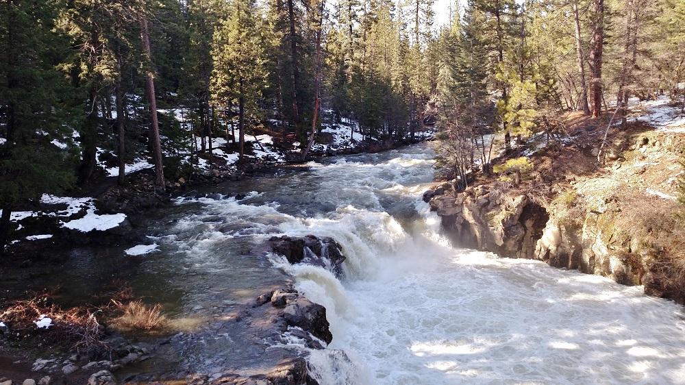 Lower Falls Upper McCloud