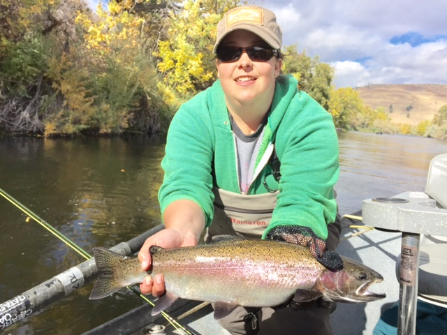 Klamath River Steelhead                    Photo by Brian Slusser
