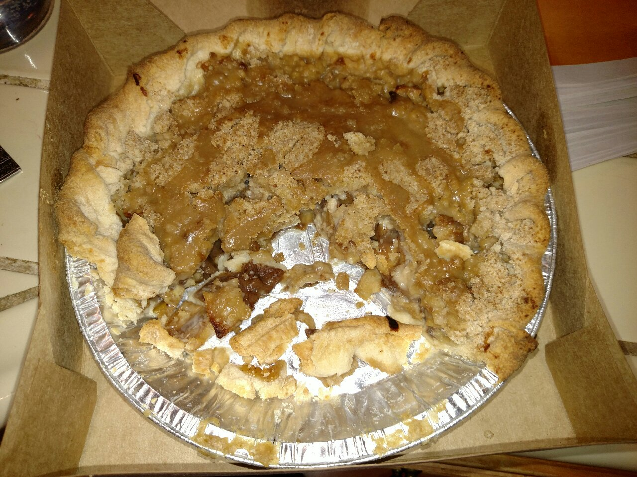 These local girls make killer pies, you will not be disappointed ... www.wildflowerbakes.com.