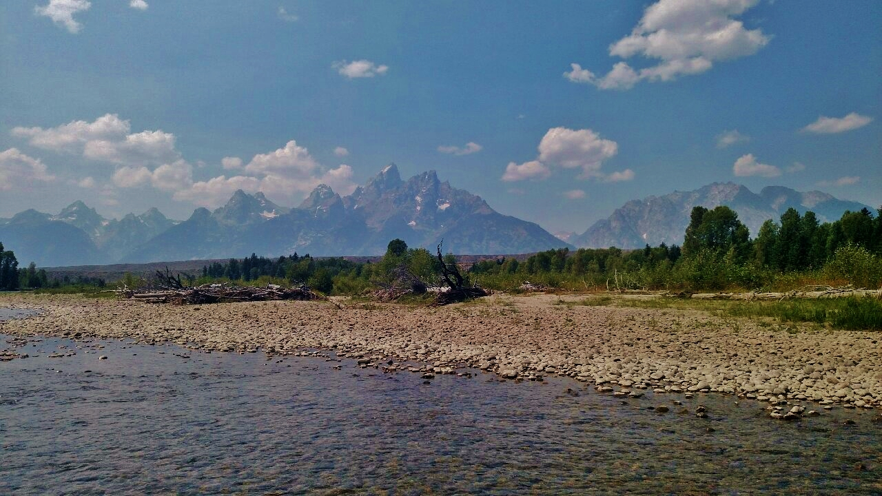The Magical Tetons and Snake River