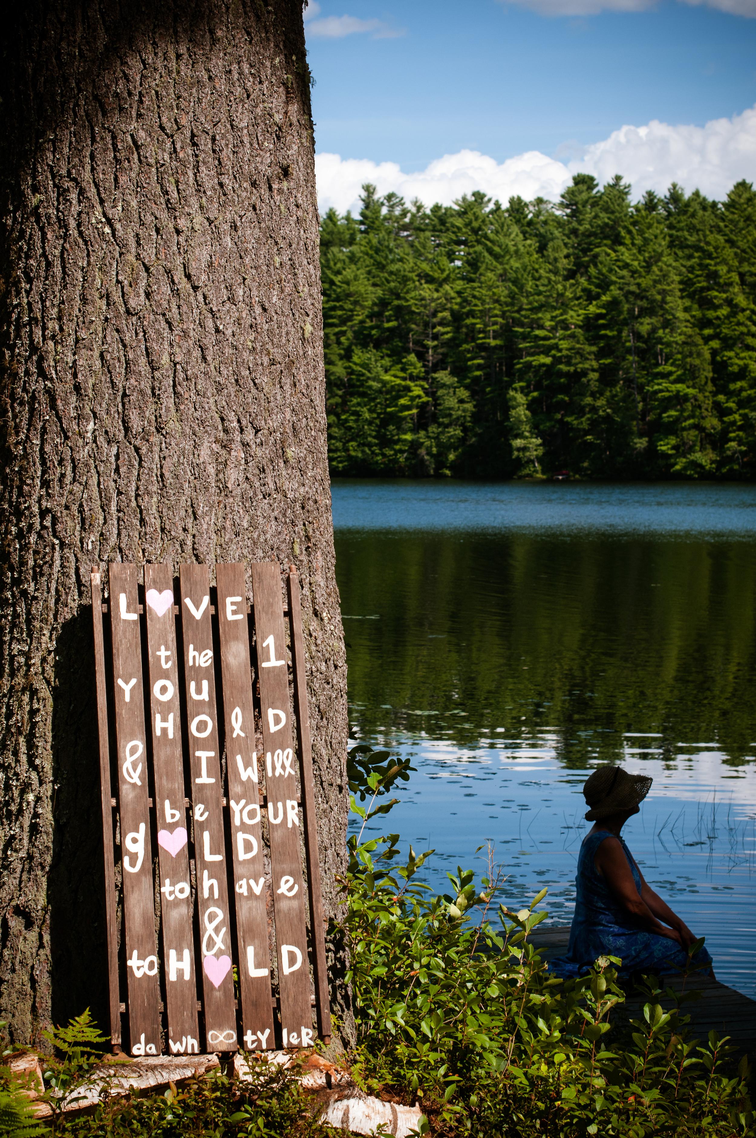 Shapleigh Pond, Maine