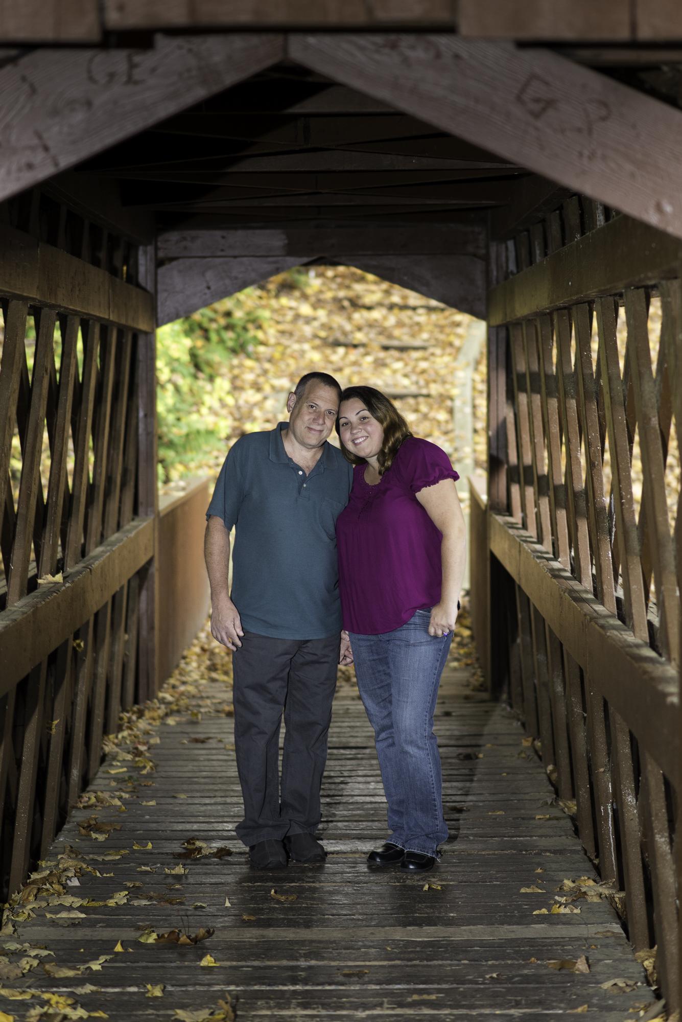 Connecticut Engagement Portraits
