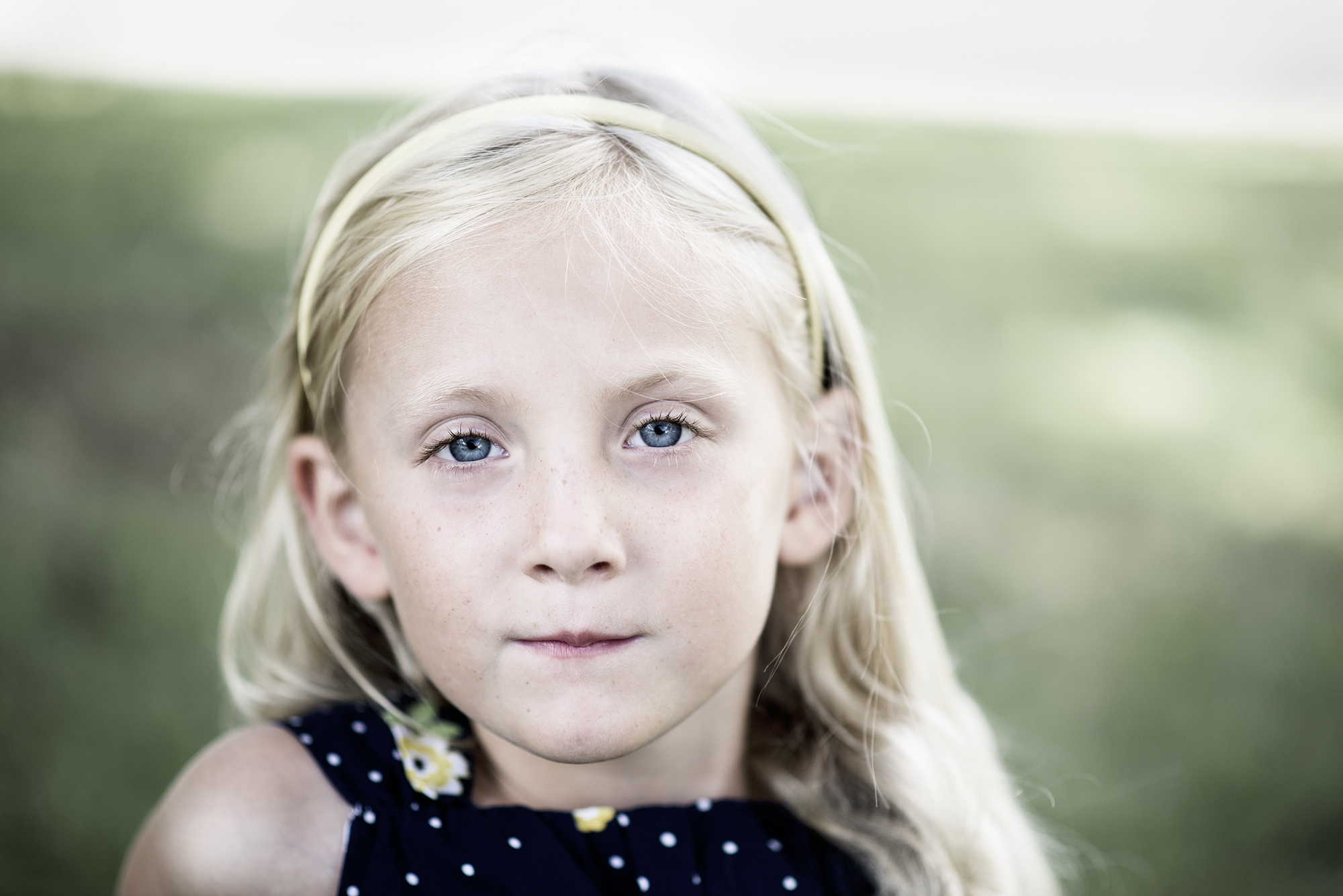 Connecticut Child Portrait