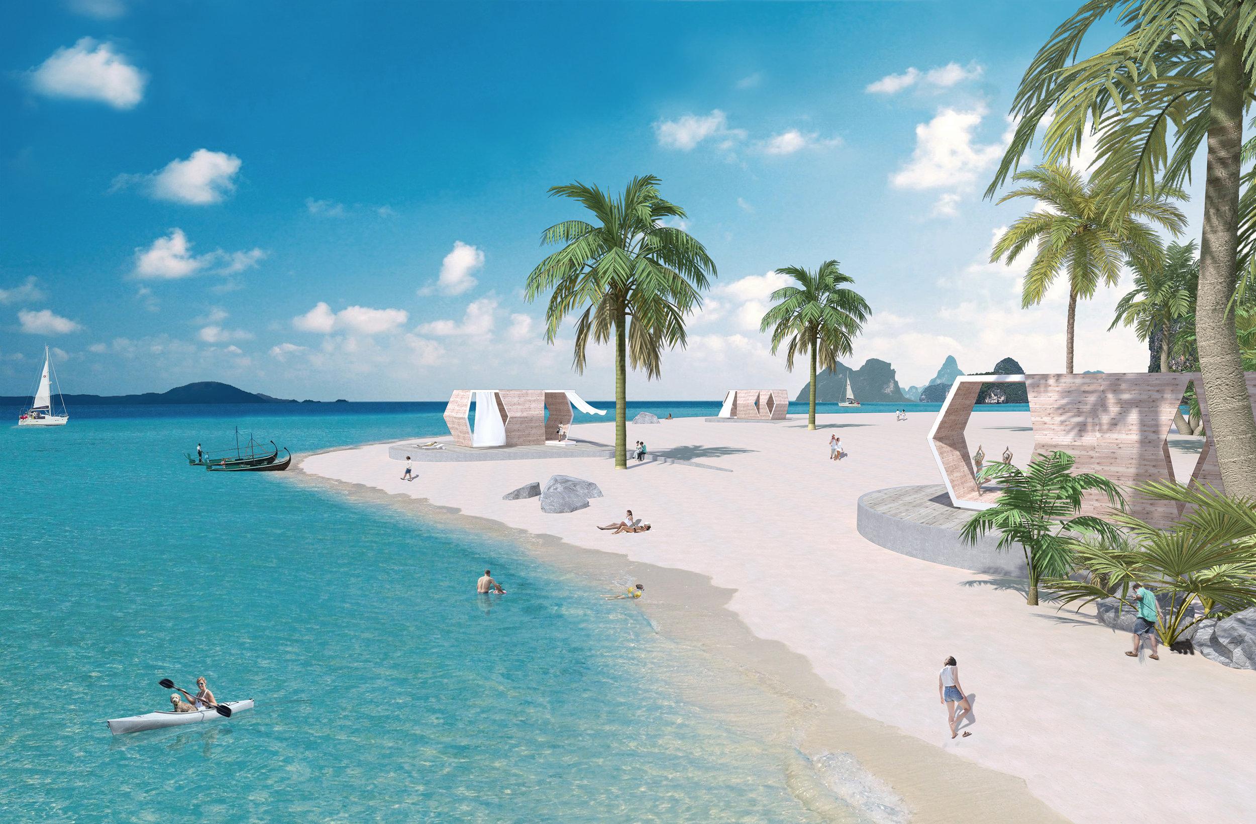 Modular Pod Beach View EXTENDED FOR EXHIBITweb.jpg